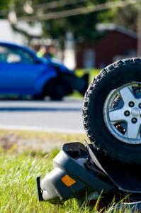 auto accident in Slidell St. Tammany's Parish, LA